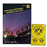 BVB Borussia Dortmund Year 2016/17+ Sticker Card-Book