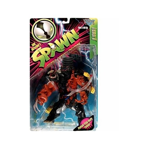 Spawn Series 5 Tremor II Action Figure