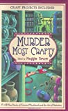 img - for Murder Most Crafty book / textbook / text book