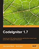 img - for CodeIgniter 1.7 (From Technologies to Solutions) book / textbook / text book