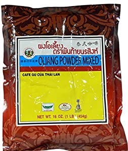 Pantai Oliang Powder Mixed Thai Coffee, 1-Pound