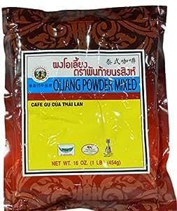 Pantai Oliang Powder Mixed Thai Coffee, 1-Pound