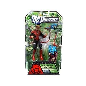 DC Universe Classics Green Lantern Red Lantern Skallox