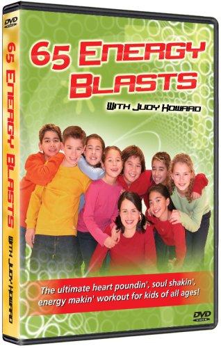 65 Energy Blasts for Kids Fitness [DVD] [2008] [US Import]