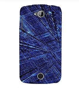 PrintVisa City Art Pattern 3D Hard Polycarbonate Designer Back Case Cover for Acer Liquid Jade Z530