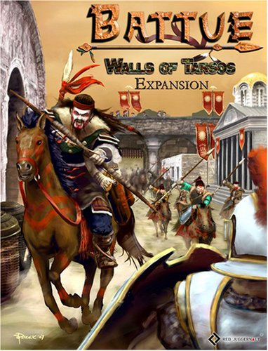 Red Juggernaut - Battue Extension : The Wall of Tarsos