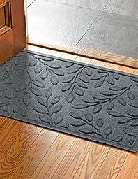 Laurel Leaf Water Glutton Doormat, 23\