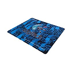 3D Logitech Mouse Pad Jumbo - (BLUE) - High Quality