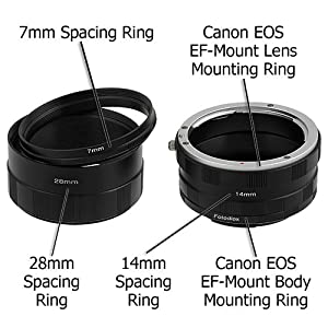 Camera Macro Adapter Ring