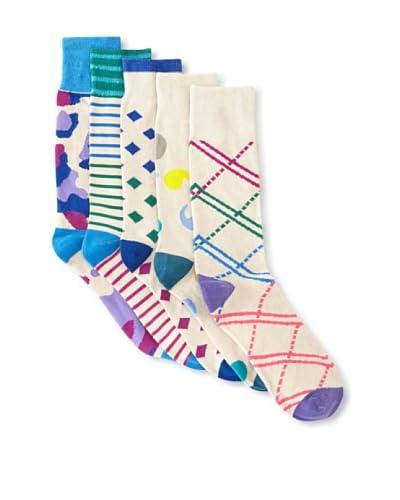 Florsheim Men's Casual Socks (5 Pairs)