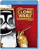 スター・ウォーズ:クローン・ウォーズ <ファースト・シーズン>コンプリート・セット (3枚組) [Blu-ray]