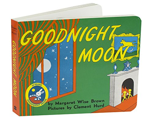 Kids Preferred Keepsake Board Book - Goodnight Moon - Safe and Asthma Friendly - 1