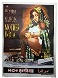 Prop It Up Vintage Bollywood Original Reprinted Mother India Poster (75 cmX50 cm)