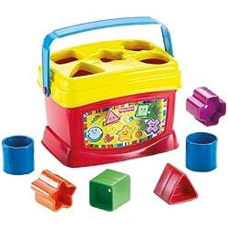 Fisher-Price Brilliant Basics Baby's First Blocks