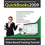 QuickBooks Pro 2009 Basic and Advanced Complete Training (Level 1 and 2)