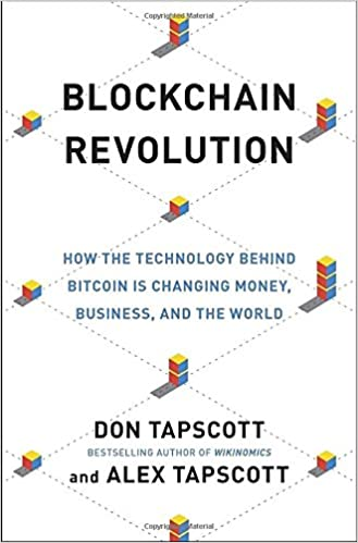 blockchain revolution books mba students