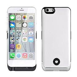 Die Powerbank wurde speziell für iPhone 6 und iPhone 6s 4.7 Zoll entwickelt. Sie ist aus Polymer bester Qualität hergestellt und hat eine elegante Fauxleder-Rückseite und eine Mikrofaser-Beschichtung. Die ultra leichte und dünne Powerbank bie...