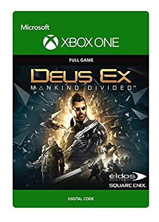 Deus Ex: Mankind Divided - Xbox One Digital Code