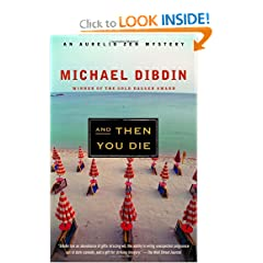 And Then You Die - Michael Dibdin