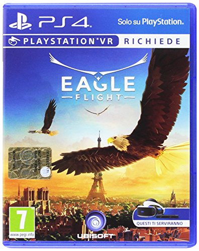 Eagle Flight VR [PlayStation VR ready] - PlayStation 4
