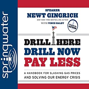 Drill Here, Drill Now, Pay Less: A Handbook for Slashing Gas Prices and Solving Our Energy Crisis | [Newt Gingrich]