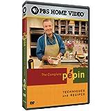 echange, troc Complete Pepin: Techniques & Recipes [Import USA Zone 1]