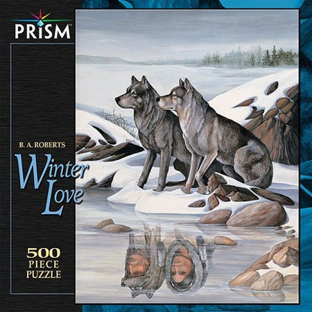 Winter Love Jigsaw Puzzle 500pc