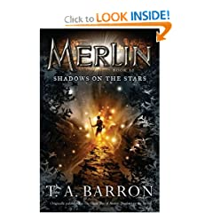 Shadows on the Stars: Book 10 (Merlin) by T. A. Barron