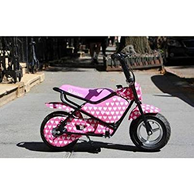 Scooter Bike Jetson Junior Kids' Electric Scooter Bike 100 Percent Fully Electric