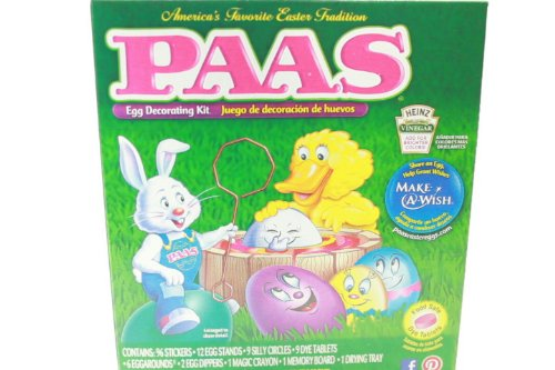 Craft Paas MAKE A WISH EASTER TRADITION Activities Egg Decorating Kit