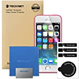 iPhone 5C/5S/5 Screen Protector, TeckNet® 3-Pack Matte High Response 4H Hardness HD Screen Protector For Apple iPhone 5C/5S/5