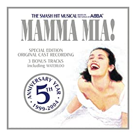 "Slipping Through My Fingers (1999 / Musical ""Mamma Mia"")"