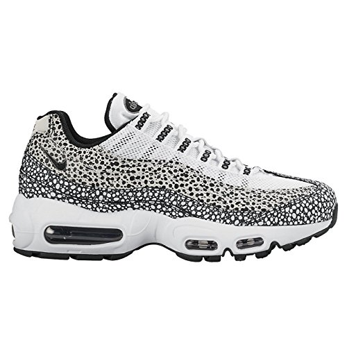 Nike Women's Air Max 95 PRM 807443 100 Size 6.5 (Women Nike Air Max 95 compare prices)