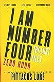 Zero Hour (Turtleback School & Library Binding Edition) (Lorien Legacies: The Lost Files)