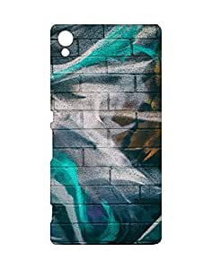 Mobifry Back case cover for Sony Xperia Z4 Mobile (Printed design)