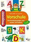 Fragenb�r Vorschule: Buchstabenspiele...