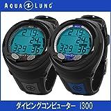 【アクアラング】AQUALUNG i300 ダイブコンピューター BK