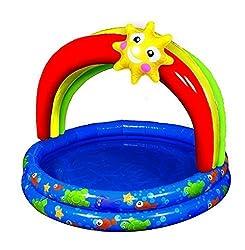 Rainbow Shade Pool