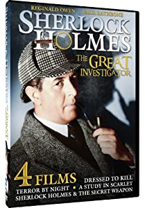 Sherlock Holmes - The Great Investigator
