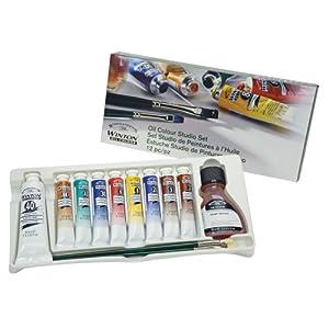 Winsor & Newton Winton Oil Paint Studio Set