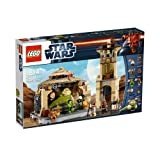 Lego Star Wars TM - 9516 - Jeu de Construction - Jabba's Palace TM