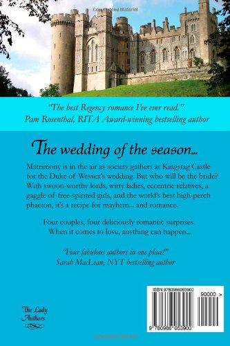 At the Duke's Wedding: A romance anthology