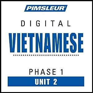 Vietnamese Phase 1, Unit 02 Audiobook