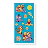 Pooh's Time Together Stickers - 4 Sheets