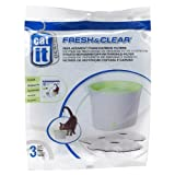 Catit Carbon Replacement Foam Filter Cartridge for Fresh & Clear Fountain