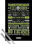 Poster + Hanger: Motivation Poster (9...