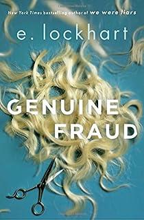 Book Cover: Genuine Fraud