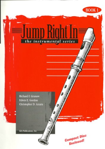 Jump Right In the instrumental series
