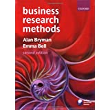 Business Research Methodsby Alan Bryman