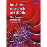 Business Research Methodsby Alan Bryman